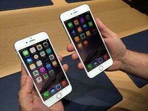 iPhone6&Plus  持ち具合