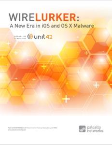 WireLurker Report