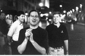Steve Jobs @FORTUNE007