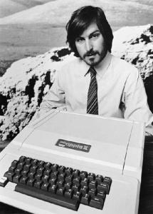 ジョブスとApple II