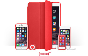(PRODUCT)RED@Apple