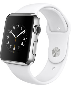 Apple Watch Sport White