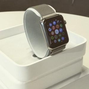 Apple Watch パッケージ