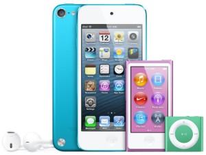 iPodシリーズ