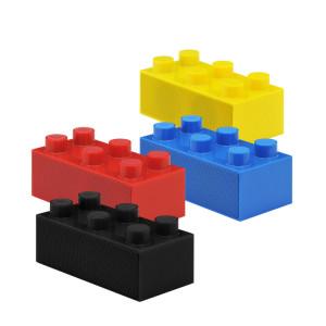 iPhoneスピーカー bricks