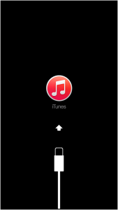 iPhoneリカバリーモード