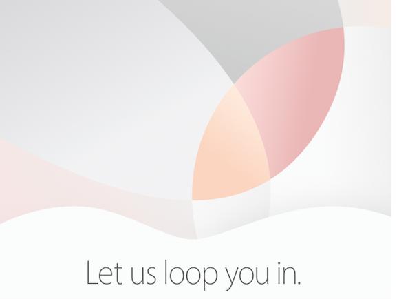 Apple Event 160321