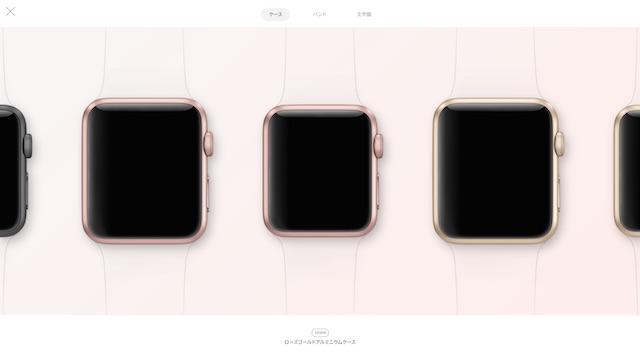 Apple Watch VR  ケース