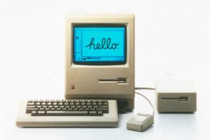 Macintosh 1st