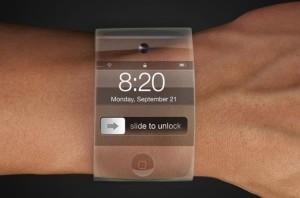 Glass iWatch